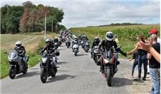 15.000 môtô hành hương về Morbihan