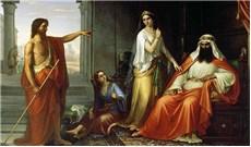 Thánh Gioan Tẩy Giả bị trảm quyết