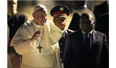 Những hình ảnh đầu tiên của Đức Giáo Hoàng tại Mozambique