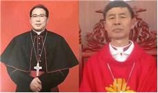 Hai tân giám mục Trung Quốc