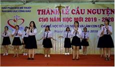 Thánh lễ cầu nguyện cho năm học mới