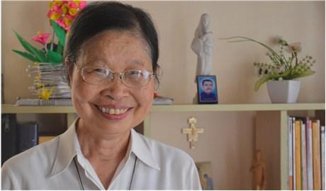 Nữ tu người Việt đầu tiên làm Tổng quyền dòng Chúa Quan Phòng Portieux