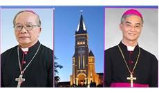 Tân Giám mục chánh tòa  giáo phận Đà lạt