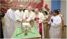Nhà thờ giáo xứ Thánh Phanxicô Xaviê được khánh thành tại Oman
