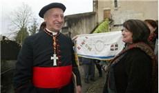 """Ðức Hồng y Roger Etchegaray, """"sứ giả hòa bình"""" đã về với Chúa"""