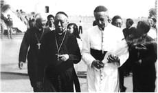 Dấu ấn chuyến thăm năm 1989 của  Ðức Hồng y Etchegaray