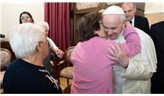 Đức Thánh Cha cầu nguyện cho bệnh nhân Alzheimer