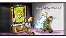HỌC HỎI PHÚC ÂM CHÚA NHẬT XXV THƯỜNG NIÊN - NĂM C