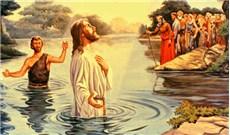 Chúa Giêsu chịu phép rửa