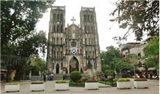 Thánh lễ cầu nguyện cho năm mới 2020 tại nhà thờ Chánh tòa Hà Nội