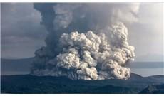 Cầu nguyện cho nạn nhân vụ phun trào núi lửa tại Philippines