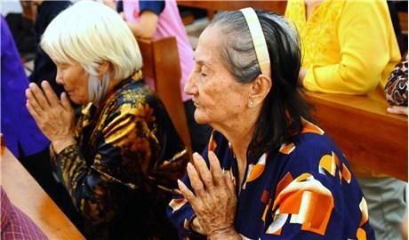 Tuổi cao niên thánh đức