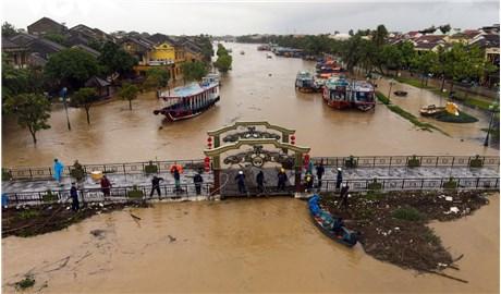 THƯ KÊU GỌI:   cầu nguyện và cộng tác cứu trợ nạn nhân lũ lụt