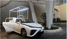 Xe mới thân thiện với môi trường của Ðức Giáo Hoàng
