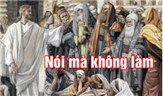 HỌC HỎI PHÚC ÂM CHÚA NHẬT XXXI THƯỜNG NIÊN – NĂM A