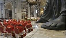 Giáo hội sắp có thêm 13 vị hồng y
