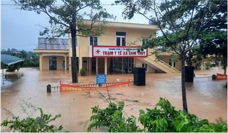 Liên Hiệp Quốc hỗ trợ Việt Nam ứng phó lũ lụt