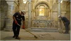 Giới trẻ Hồi giáo hỗ trợ khôi phục các nhà thờ ở Iraq