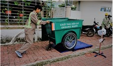 Tân An nhân rộng mô hình phân loại rác thải