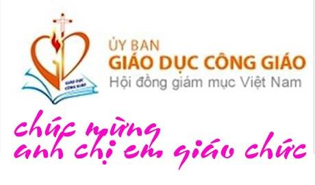 Thư gởi anh chị em giáo chức công giáo nhân ngày Nhà Giáo Việt Nam 20.11.2020