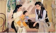 Họa sĩ Trần Văn Cẩn, người đạt nhiều giải