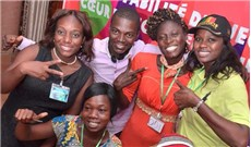 Phải tạo điều kiện sống tốt hơn cho người trẻ Tây Phi