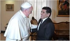 Ðức Giáo Hoàng Phanxicô và Maradona