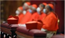 Giáo hội có thêm  13 vị hồng y