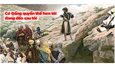 HỌC HỎI PHÚC ÂM CHÚA NHẬT II MÙA VỌNG - NĂM B