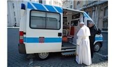Văn phòng Bác ái Giáo hoàng xét nghiệm Coivd-19 cho người vô gia cư