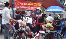 Vì một môi trường thân thiện cho người khuyết tật