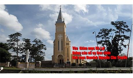 Vạ huyền chức đối với linh mục Đaminh Nguyễn Chu Truyền