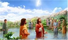 Phép rửa theo các sách Tin Mừng