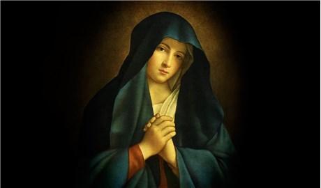 Ðức Mẹ giúp tôi đón nhận bình an của Chúa