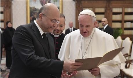 Ðức Giáo Hoàng sắp tông du Iraq