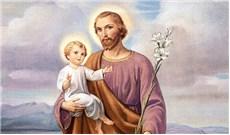 Sống trong đôi tay dìu dắt của Thánh Cả Giuse