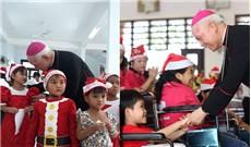 Giáng sinh cho mọi thành phần ở Xuân Lộc