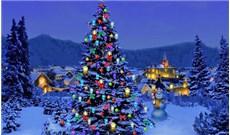 Cây Giáng sinh đầu tiên