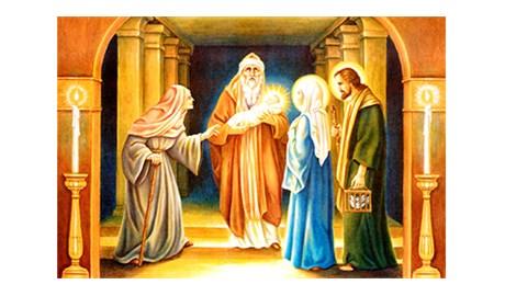 HỌC HỎI PHÚC ÂM CHÚA NHẬT LỄ DÂNG CHÚA GIÊSU TRONG ĐỀN THÁNH