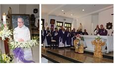 Lễ an táng cha Phanxicô Xaviê Nguyễn Hữu Tấn