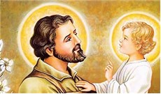 Lạy Chúa, xin xót thương con,vì con là môn đệ Thánh Giuse