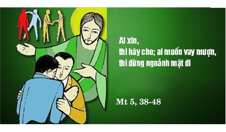HỌC HỎI PHÚC ÂM CHÚA NHẬT VII THƯỜNG NIÊN - NĂM A