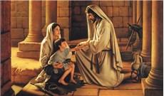 Lạy Chúa, xin xót thương con vì con đã nhận được  những tín hiệu tình thương Chúa gọi con