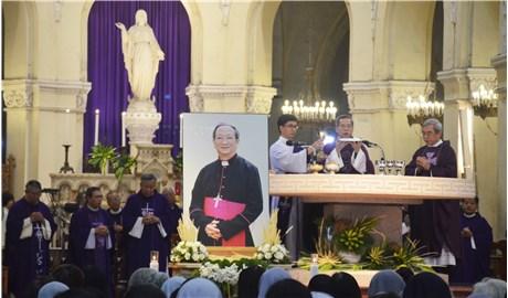 Lễ giỗ lần thứ hai  Ðức Tổng Giám mục Phaolô Bùi Văn Ðọc