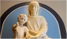 Câu chuyện về bức tượng ngăn bệnh dịch ở đại học Mỹ