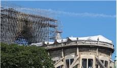 Nhà thờ Ðức Bà Paris sau một năm