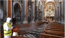 """Giáo hội Ý chuẩn bị cho """"giai đoạn 2"""" sau dịch Covid-19"""