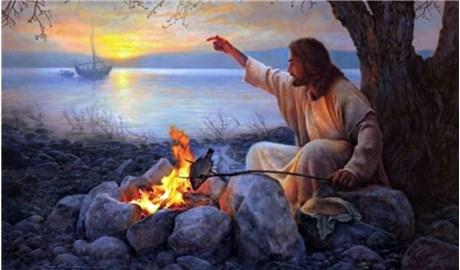 Câu chuyện mùa Phục Sinh: Hãy cho chiên của Thầy ăn