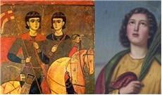 Ba thánh tử đạo Nêrêô, Achilêô và Pancratiô