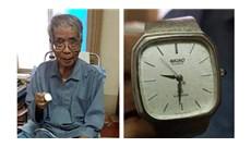 Những nhắn nhủ từ chiếc đồng hồ đeo tay nhận được từ Đức Thánh Giáo Hoàng Gioan Phaolô II